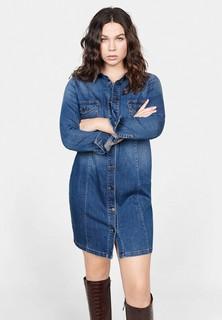 Платье джинсовое Violeta by Mango