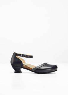 Туфли из натуральной кожи Bonprix