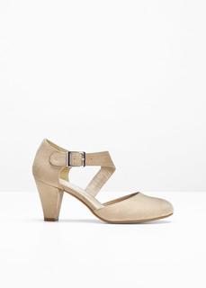 Туфли с застежкой Bonprix