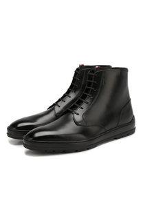 Кожаные ботинки Reingold Bally