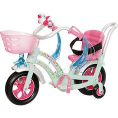 Велосипед для куклы Zapf Creation Baby born