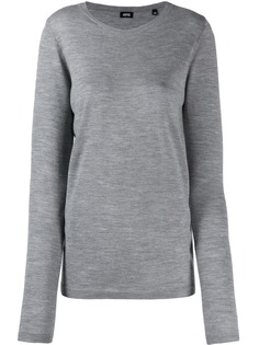 Aspesi пуловер с круглым вырезом