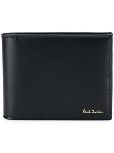 Paul Smith бумажник с отделкой в полоску
