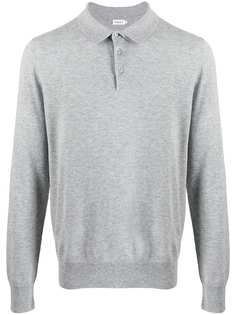 Filippa-K рубашка-поло с длинными рукавами