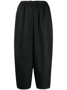 Comme Des Garçons брюки с низким шаговым швом