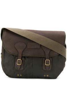 Barbour сумка сэтчел через плечо