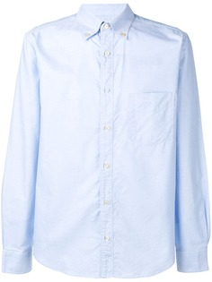 Paul Smith джинсовая рубашка на пуговицах