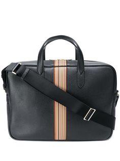 Paul Smith портфель с полосками