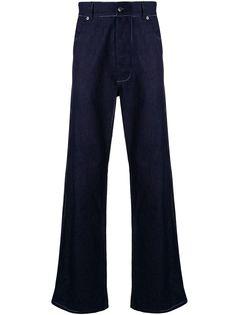 Missoni широкие джинсы с контрастной строчкой