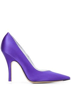 Attico туфли на высоком каблуке с заостренным носком