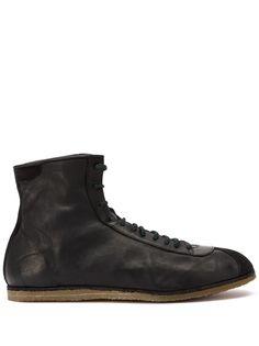 Guidi высокие ботинки-кроссовки
