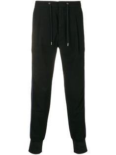 Paul Smith спортивные брюки с боковыми полосками