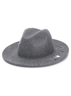 Paul Smith шляпа с вырезными деталями