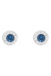 Серебристые пусеты Furla Crystal