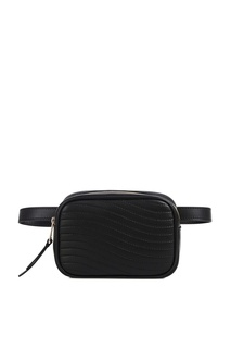 Черная поясная сумка Swing Furla