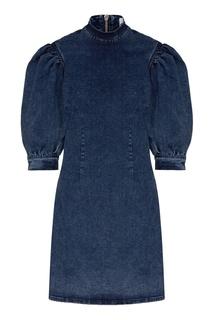 Джинсовое платье мини Cult Ganni