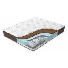 Матрас полутораспальный Comfort Duos Soft/Middle (Brown) 1900х1400 Орматек