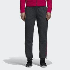 Брюки с манжетами Essentials Linear adidas Performance
