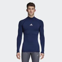 Лонгслив Alphaskin Climawarm Sport adidas Performance