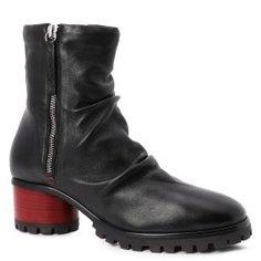 Ботинки HALMANERA AST1901M черный