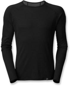 Лонгслив The North Face Light Long Sleeve Crew Neck 2018 мужской черный, XL
