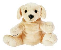 Мягкая игрушка Gulliver Рукавичка-собачка, 27 см