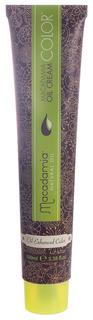 Краска для волос Macadamia Oil Cream Color 6.73 Темный шоколадный блондин 100 мл