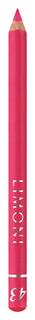 Карандаш для губ Limoni Lip pencil 43 20г