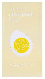 Патчи для очищения кожи Tony Moly Egg Pore Nose Pack 2 г