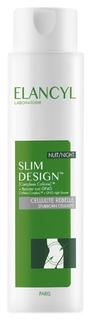 Антицеллюлитное средство Elancyl Slim Design Stubborn Cellulite Night 200 мл