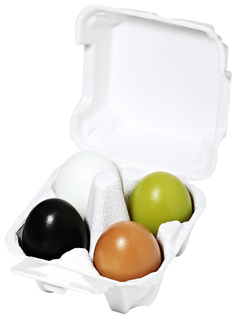 Набор из 4 масок Holika Holika Special Set Egg Soap