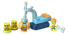 Пластилин Hasbro Play-Doh Play-Doh B6283 Экскаватор