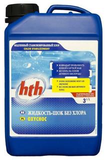 Дезинфектор hth Clorzero shock L801221HK