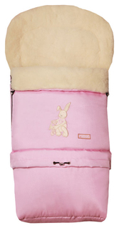 Спальный мешок в коляску Womar Multi Arctic №20 3 Розовый