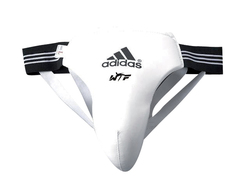 Защита паха мужская Adidas WTF Men Groin Guard белая S