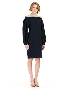 Платье женское Baon синее L