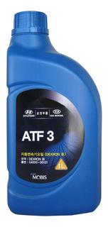 Трансмиссионное масло HYUNDAI-KIA ATF 3 DEXRON III 75w 1л 450000121