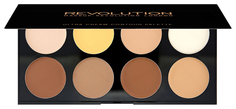 Наборы для макияжа MAKEUP REVOLUTION Ultra Cream Contour Palette 13 г