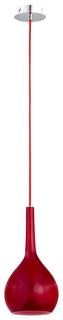Подвесной светильник Alfa Vetro Red 20511