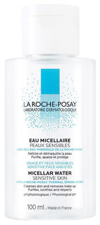 Мицеллярная вода La Roche-Posay Physiological Cleansers 100 мл