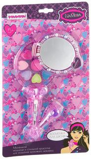 Набор детской косметики Bondibon Eva Moda Косметичка-зеркальце