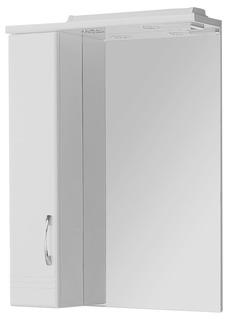 Шкаф-зеркало для ванной Акватон Онда L, белый (1A009802ON01L)