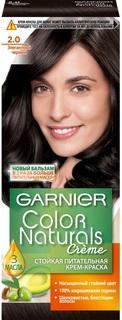 Краска для волос Garnier Color Naturals 2.0 Элегантный черный