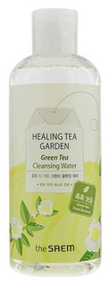 Мицеллярная вода The Saem Healing Tea Garden Green Tea Cleansing Water 300 мл