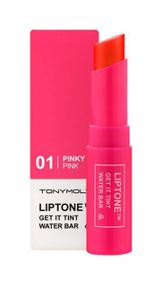 Тинт для губ Tony Moly Liptone Get It Tint Water Bar 01 Pinky in Pink 3 г