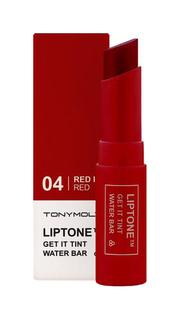 Тинт для губ Tony Moly Liptone Get It Tint Water Bar 04 Red In Red 3 г