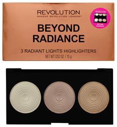Хайлайтер Makeup Revolution Highlighter Palette Beyond Radiance 15 г