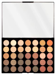 Тени для век Makeup Revolution Pro HD Palette Matte Amplified 35 Direction 30 г