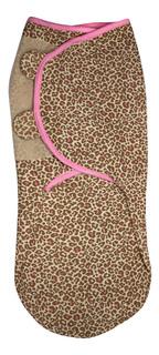 Конверт на липучке swaddleme, размер l, леопард Summer Infant