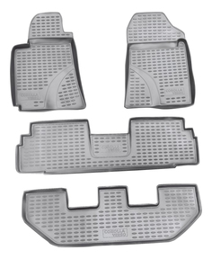 Комплект ковриков в салон автомобиля Autofamily для Toyota (NLC.48.13.210k)